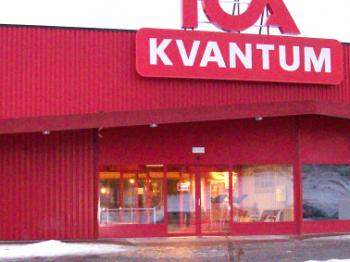Presentationsbild för referensen ICA Supermarket, Limsta 18:37